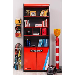 "Find a Champion GTI Racer 73.8"" Bookcase by Cilek Reviews (2019) & Buyer's Guide"