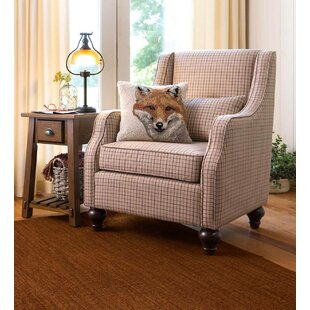 Compare & Buy Cumberland Armchair by Plow & Hearth Reviews (2019) & Buyer's Guide