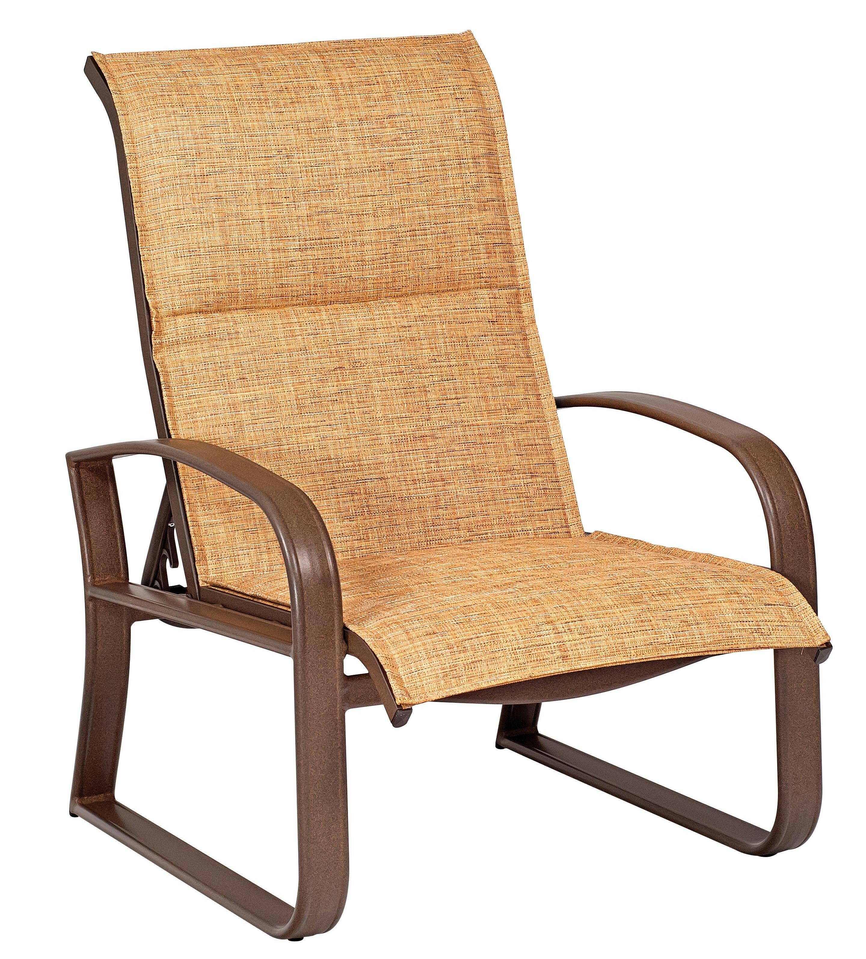 woodard cayman isle sling adjustable patio chair wayfair rh wayfair com adjustable plastic patio chairs adjustable patio chairs and ottomans