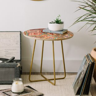 Deals Khristian A Howell Sedona End Table by East Urban Home