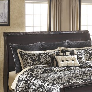Find for Woodfield Sleigh Headboard by Alcott Hill