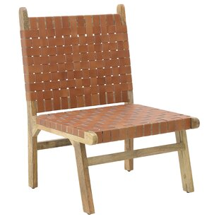 Bay Isle Home Wooden Lounge Chairs