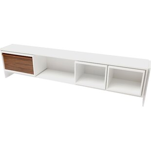 ARTLESS New School Low TV Stand for TVs up to 58