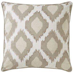 Cosmic By Nikki Chu Tribal Pattern Linen Throw Pillow