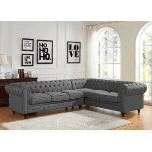 Scroll Sectional