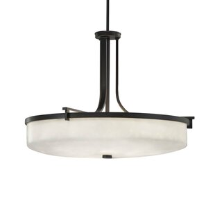 Brayden Studio Genaro 6-Light Bowl Pendant