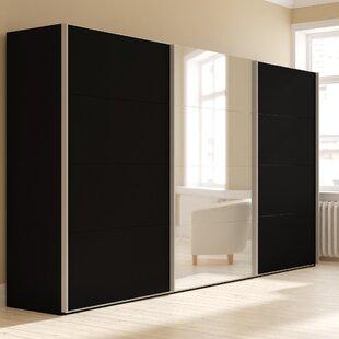 3 Door Sliding Wardrobe By Rauch
