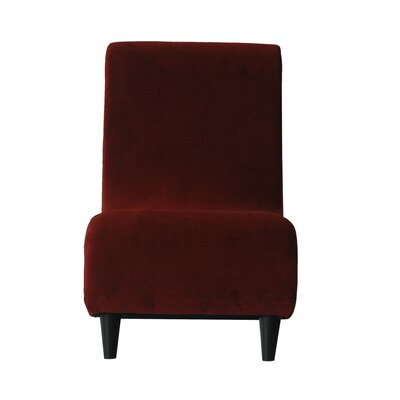 Incredible Orren Ellis Garmon Lounge Chair Upholstery Berry Red Caraccident5 Cool Chair Designs And Ideas Caraccident5Info