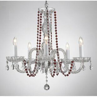 House of Hampton Kavanagh 5-Light Candle ..