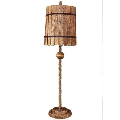 """Coastal Living 36"""" Buffet Lamp Coast Lamp Mfg."""
