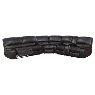 Shop Antony Reversible Reclining Sectional by Red Barrel Studio