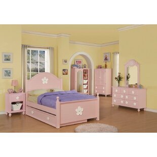 Find a Kimbrel Floral Twin Mate's and Captain's Bed by Zoomie Kids Reviews (2019) & Buyer's Guide
