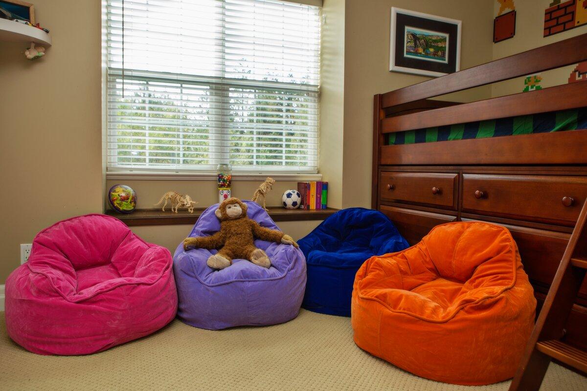 Living Room Bean Bags - talentneeds.com -