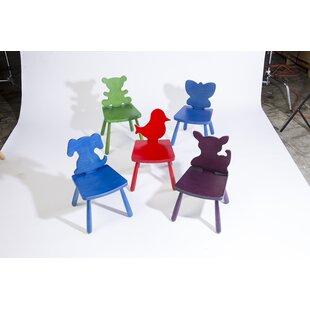 Inexpensive Animal Bird Kids Novelty Chair ByThe Children's Furniture Co.