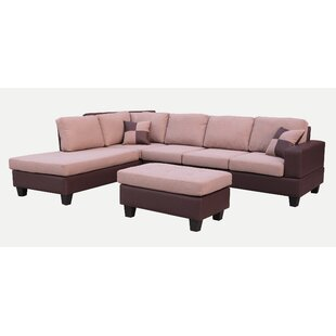 New Spec Inc Sentra Sectional