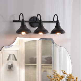 Black Bathroom Vanity Lighting Joss