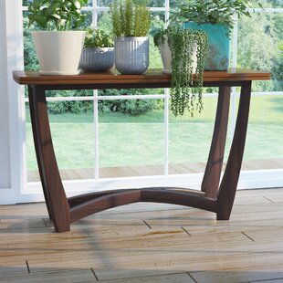Compare prices Scaggs Console Table ByWorld Menagerie