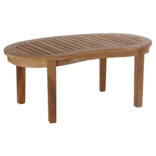 Chic Teak Peanut Teak Coffee Table