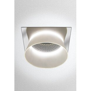 Aimes Ceiling Mount Shower Head with LED Lighting ByToto