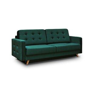 fa13ffa881f3ff Olive Green Velvet Sofa