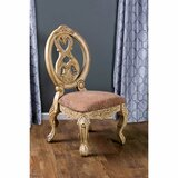 Duerr Queen Anne Back Side Chair (Set of 2) by Astoria Grand