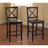 Powe Bar & Counter Stool (Set of 2) by Andover Mills™