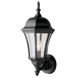 Charlton Home Burchard 1-Light Outdoor Sconce