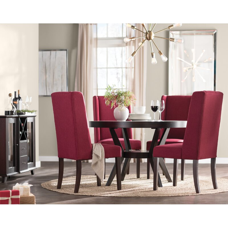 Connor Transitional Dining Table