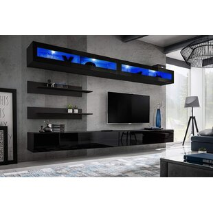 Orren Ellis Waconia Entertainment Center for TVs up to 70