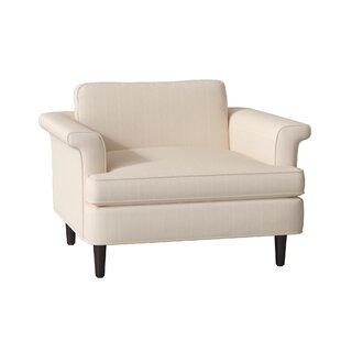 Carson Armchair by Wayfair Custom Upholstery™