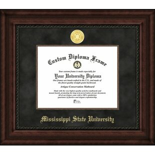 NCAA Mississippi State Bulldogs Executive Diploma Frame By Campus Images