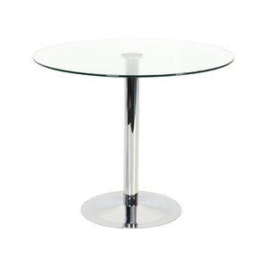 Lady Round Base Counter Height Dining Table