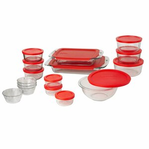28 Piece Prep Bake & Store Baking Dish Set