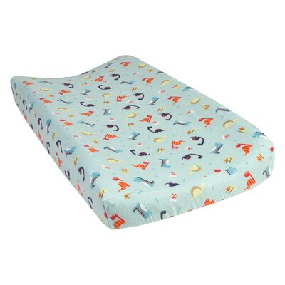 Blue Changing Pad Cover Typea Changing Table Pads Amp Covers
