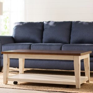Lexie Coffee Table by August Grove