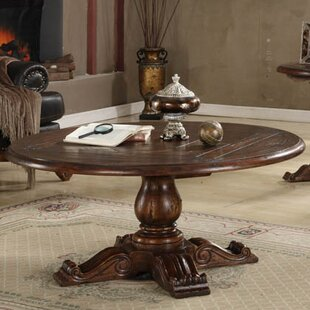 Burgundy Coffee Table by Eastern Legends Amazing