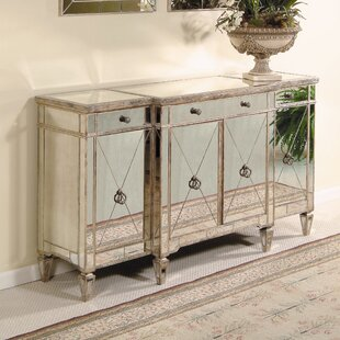 Willa Arlo Interiors Roehl Mirrored Sideboard