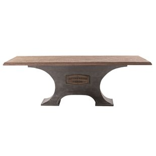 Christianson Solid Wood Dining Table by G..