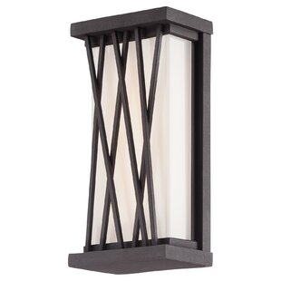 Abreu LED Outdoor Flush Mount