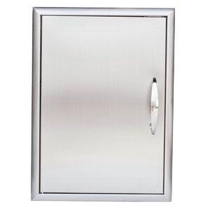 Stainless Steel Single Access Door