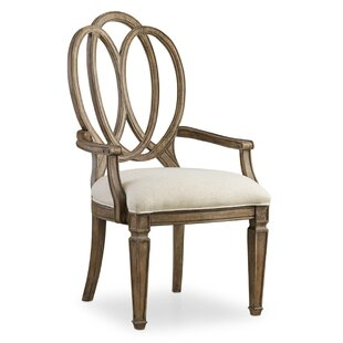 Solana Armchair (Set Of 2) by Hooker Furniture Reviews