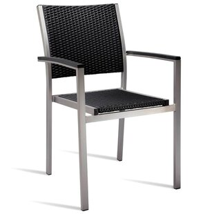 Shirebrook Stacking Dining Arm Chair By Home Etc