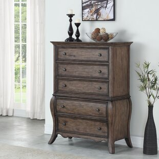 Toni 5 Drawer Chest