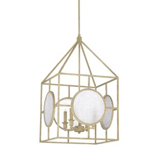 Duxberry 4-Light Lantern Pendant by Wildw..