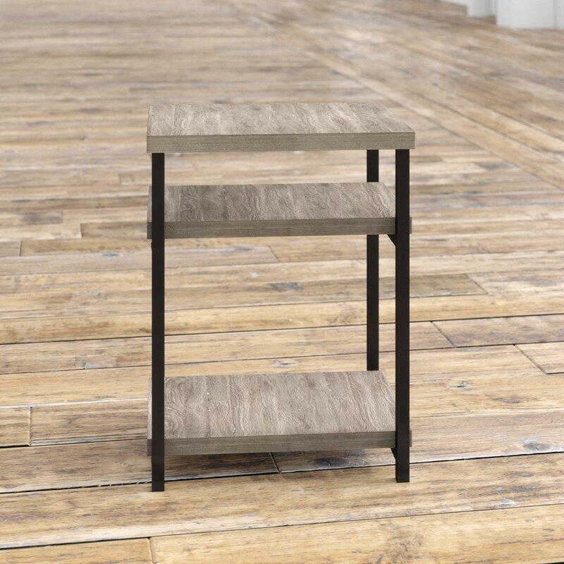Mercury Row Landis End Table with Storage & Reviews | Wayfair