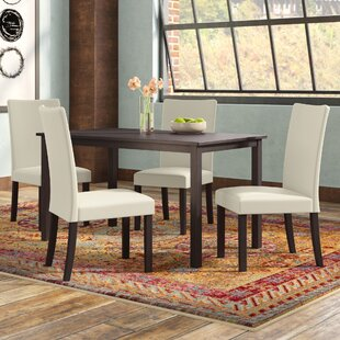 Isan 5 Piece Dining Set by Brayden Studio