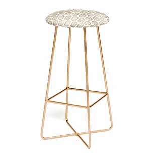 Holli Zollinger Thistle Seed 25 Bar Stool East Urban Home