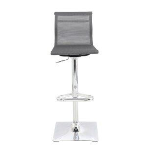 Stupendous Bartow Adjustable Height Swivel Bar Stool Machost Co Dining Chair Design Ideas Machostcouk