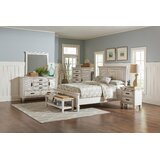 Coughlin Standard Bed by Rosecliff Heights