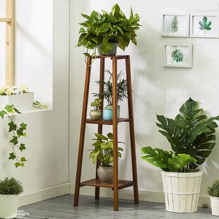 Derr Square MultiTiered Plant Stand